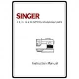 Instruction Manual, Singer 9410