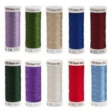Sulky, Top 10 Colors Pt. 2 Rayon Thread Set (40wt) - 250yds