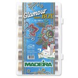 Madeira  Smartbox Glamour Metallic Thread - 18pk