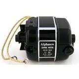 Motor [Black] 110/120 Volts, Alphasew, Singer #98376-004