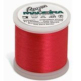 Madeira Rayon #40 Thread -  Deep Rose 220 yds