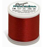Madeira Rayon #40 Thread -  Medium Burgundy 220 yds