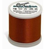 Madeira Rayon #40 Thread -  Dark Maple 220 yds