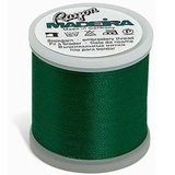 Madeira Rayon #40 Thread -  Christmas Green 1100 yds