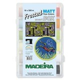 Madeira Thread Frosted Smart Box - 18 Spools