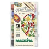 Madeira Decora 18 Spool Smartbox