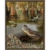 Realtree Alligator Fabric Panel