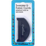 Sweater and Fabric Comb, Collins