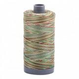 Mako Cotton Variegated Thread (28wt), Aurifil