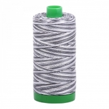 Mako Cotton Variegated Thread (40wt), Aurifil