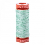 Mako Cotton Variegated Thread (50wt), Aurifil, 220yds