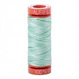 Mako Cotton Variegated Thread (50wt), Aurifil, 220yds