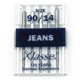 Jeans/Denim, Klasse (5pk) , Size 90/14, #A5-10390