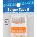Serger Needles, Klasse' DCX1 (5pk)