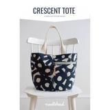 Crescent Tote Pattern