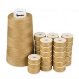 Signature Thread Cone and Bobbin Pack Style M - Wheat
