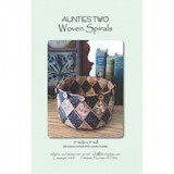 Woven Spirals Pattern, Aunties Two Patterns