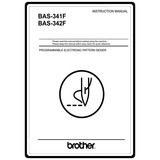 Instruction Manual, Brother BAS-342F