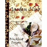 Garden Club, Barbara Adams & Alma Allen