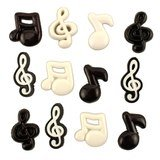 Assorted Music Note Buttons