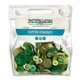 Button Bonanza Grab Bag - Rainforest