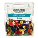 Button Bonanza Grab Bag - Primary