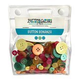 Button Bonanza Grab Bag - Summertime