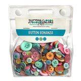 Button Bonanza Grab Bag - Sherbet