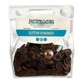 Button Bonanza Grab Bag - Bittersweet