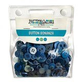 Button Bonanza Grab Bag - Stormy