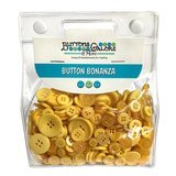 Button Bonanza Grab Bag - Sunshine