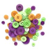 Buttons Galore, Button Basics Bag - Trick Or Treat