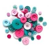 Buttons Galore, Button Basics Bag