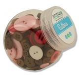 Buttons Galore, Mixed Jar Buttons