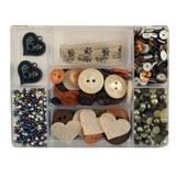 28 Lilac Lane Embellishment Kit - Paws & Pets