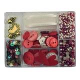 28 Lilac Lane Embellishment Kit - Love Story