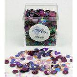 Shaker Mix Embellishment Box - Vineyard Hues