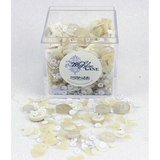 Shaker Mix Embellishment Box - Pearls and Lace