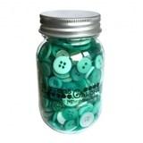 Buttons Galore, Mason Jar Buttons