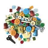 Buttons Galore, Value Pack - Sewing