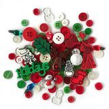 Buttons Galore, Value Pack - Holiday