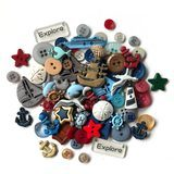 Buttons Galore, Value Pack - Nautical