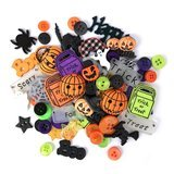 Buttons Galore, Value Pack - Halloween