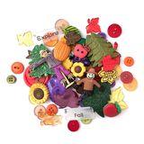 Buttons Galore, Value Pack - Autumn