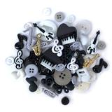 Buttons Galore, Value Pack - Music