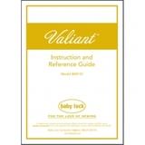 Instruction Manual, Babylock BMV10-ENT Valiant