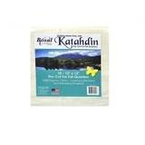 Bosal Katahdin, Pre-Cut Cotton Batting, Fat Quarters