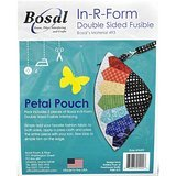 Bosal In-R-Form Double Sided Fusible Petal Pouch