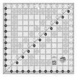 """Quilting Ruler 12-1/2"""" Square, Creative Grids"""