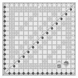 """Quilting Ruler 15-1/2"""" Square, Creative Grids"""